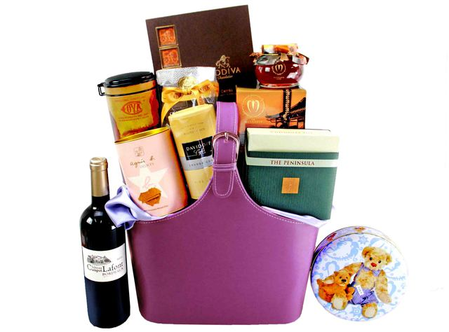 Wine n Food Hamper - Wine Food Hamper C33 - L136836 Photo