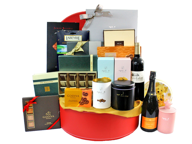 Wine n Food Hamper - Wine Food Hamper P2 - L160165 Photo