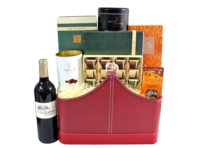 Wine n Food Hamper - Wine Food Hamper P5 - L97441 Photo
