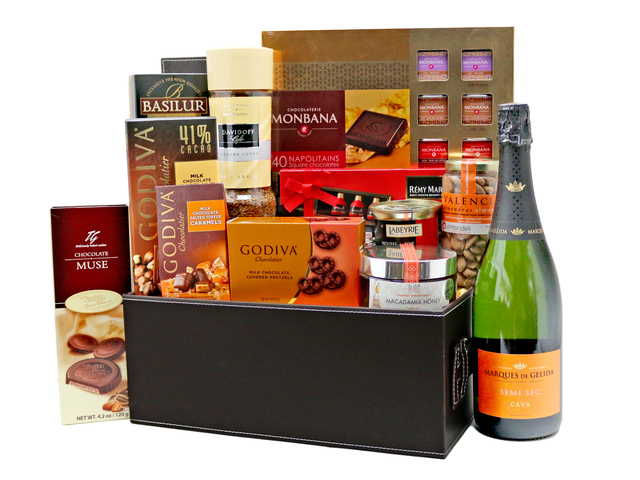 Wine n Food Hamper - Wine food hamper G6 - L76600459 Photo