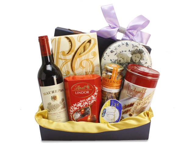 Wine n Food Hamper - Winn Food Hamper 3 - L83273 Photo