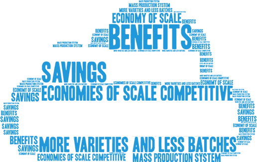 Economies of Scale Competitive