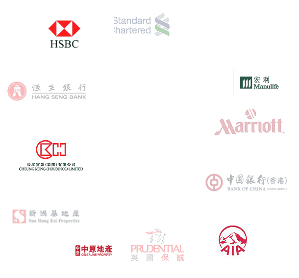 Hong Kong GGB Corporate Clients