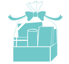 Gift Hampers - Square Backet