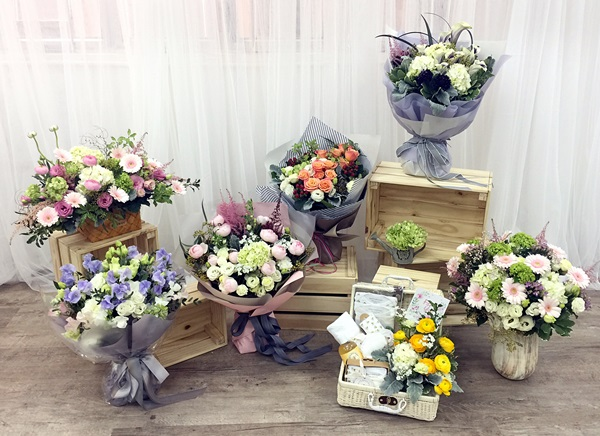 Fresh Imported Flora Collection for March 2017