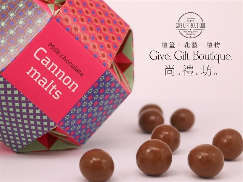 Chocolate Artisan——Cannon Malt Milk Chocolate