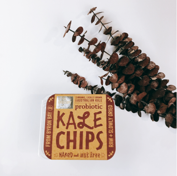 Your favorite healthy and nutritious savory snack—Kale Chips