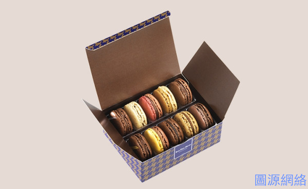 Bon Appétit. French Macaroon gifts bring new ways of life