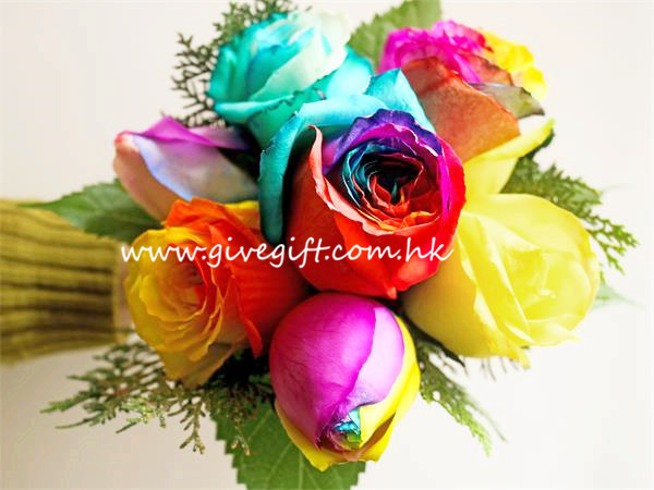 How to DIY rainbow roses FAQ