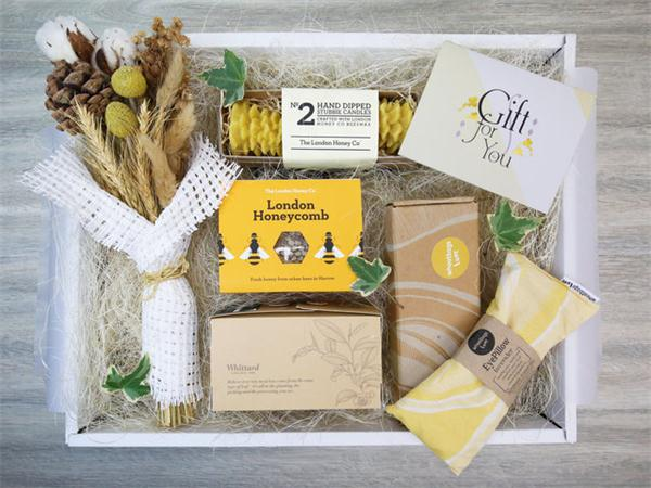Guangzhou Summer Gifts Selection – Relax Gift Basket