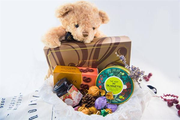 GGB Gourmet Gift Hampers series,Gourmet Gifts and Teddy bear