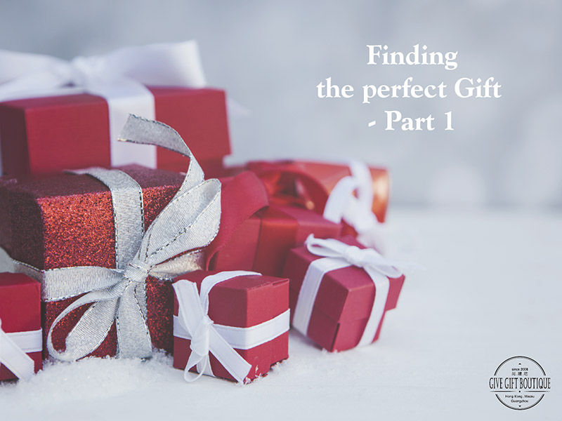 Finding the perfect Gift - Part 1
