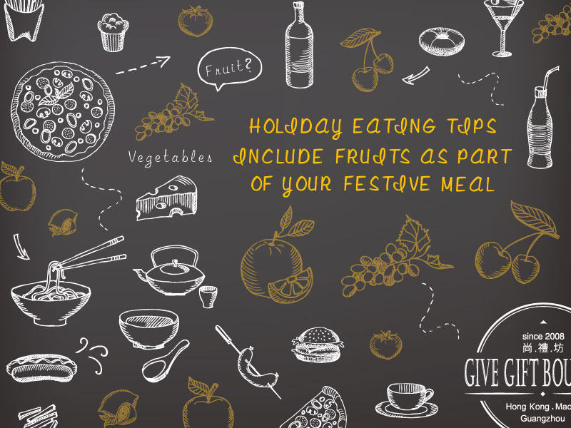 Holiday Eating Tips – Include Fruits as Part of Your Festive Meal