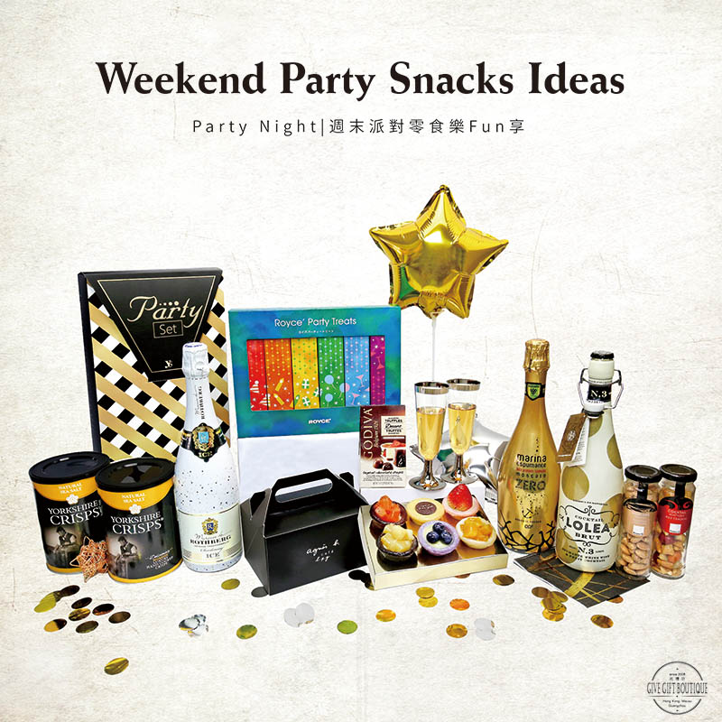 Party Night| Weekend Party Snacks Ideas