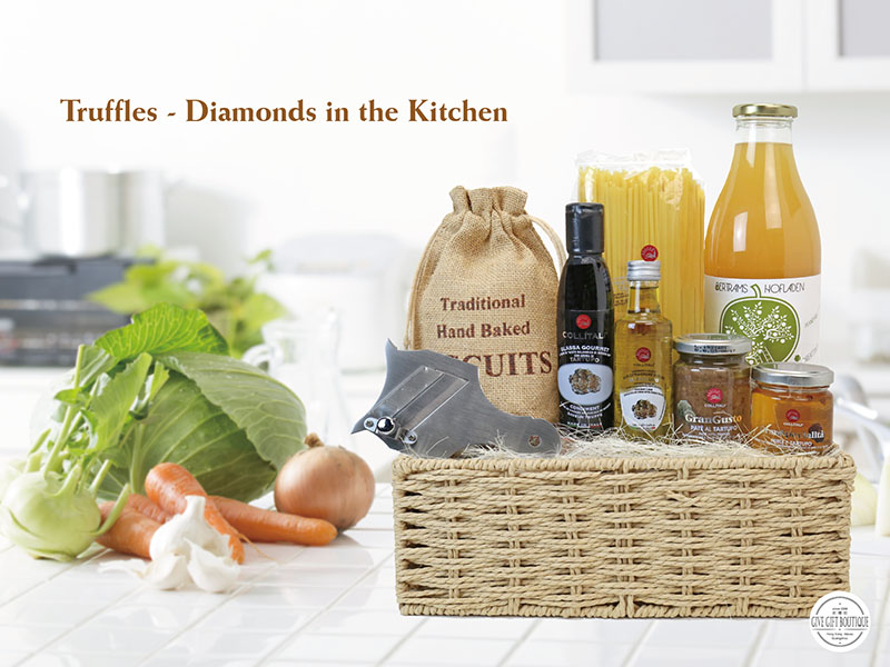 Truffles - Diamonds in the Kitchen