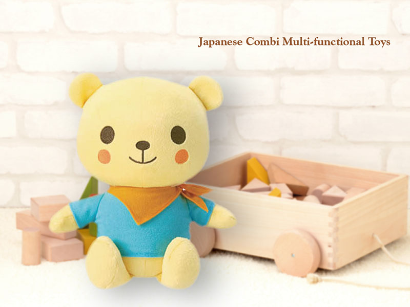 New Arrival Intelligence Toy – Japanese Combi Multi-functional Toys