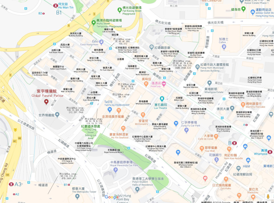 Global Funeral Parlour Map