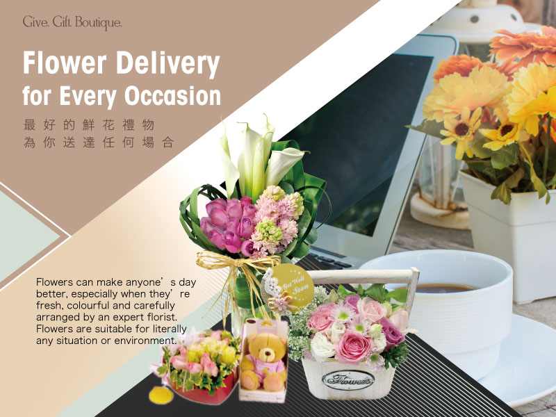 Flower Delivery for Every Occasion