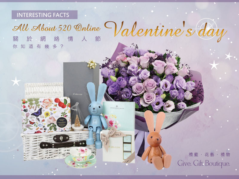 Interesting Facts - All about 520 Online Valentine's day